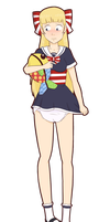 Sailor girl by PieceofSoap