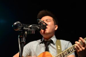 David Choi Concert by TheBoomPow