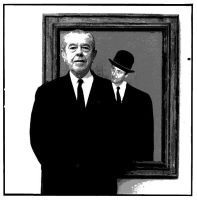 Magritte and I by pwlldu
