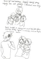"APH-Czeslaw Mozil""When Daddy.. by Bakanyugirl"