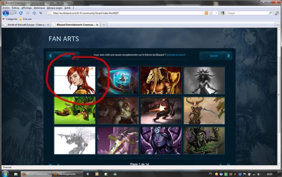 Published on Wow France by Jefonyx