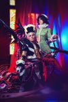 Trinity Blood - Crusnik by adelhaid