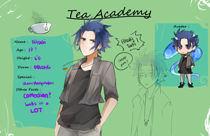 Tea Academy - HITSUKI by limont