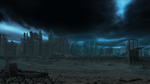 Destroyed City by danielquigley