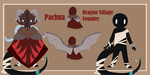 [APPROVED] Pachua MYO Mage Mochi by azulacat14