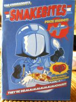Snakebites Cereal Box - Front by Nala15