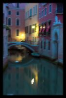 Venetian night - 4 by anjali