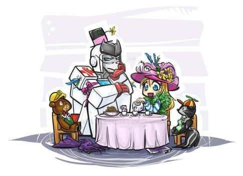 TF: Mad Hatters Only by DoodleWEE