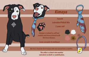 Kimaya Reference by Toucat