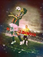 Ronaldinho by M-A-G-F-X-Graphic