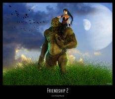 Friendship 2 by Fredy3D