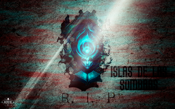 League of Legends Islas de las Sombras WallPaper by Andrexiel