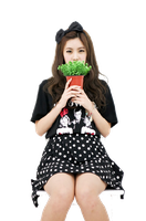 PNG Qri T-ara 2 by jungyippe by jungyippe