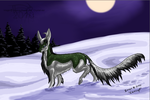 Hunter's Moon by crystal-rex