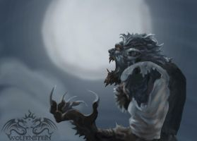 The Wolfman by Wolfenstein-LZ