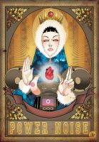 Holy Mary: power noise by eloelo