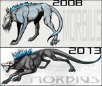 Morbius (2008 to 2013) by NinjaKato
