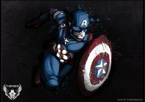 Captain America - VOTE NOW - +VID by Therbis