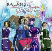 The Little Pony Legend 4: Balance of the Heart by MaggiesHeartLove