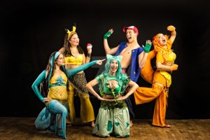 Pokemon Cosplay Bellydance Preview Shot #1 by AntipodeBellyDance