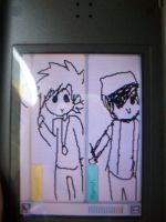 PictoChat OriginalShipping by kagomelovesinu