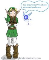 Fangirly Link by Light-of-the-night