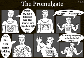The Promulgate Part 1/4 by DanteVergilLoverAR