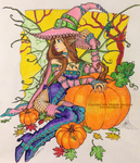 Contest:  Hallow's Fae by Stolen-Dreamer