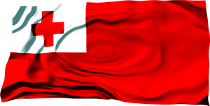Flags of the World: Tonga by MrAngryDog