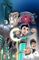 Astro Boy movie adaptation by dr-barzak