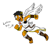 Latino Pit by Quetzalcoatl2k