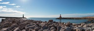 The Lighthouses by MarcoFiorilli