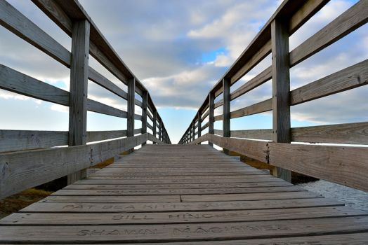 Down the Boardwalk by FTSArts