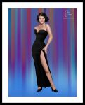 Ava Gardner by sanchezdesigns