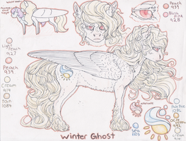 MLP | Winter Ghost by Nermsters