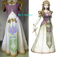Princess Zelda TP full costume by Narayu