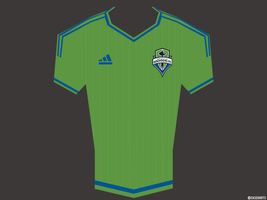 Seattle MLS Jersey by caseharts