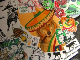 Pack Sticker To MEXICO by Lorfis-Aniu