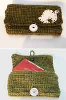 Knit 3ds case by yarnenthusiast7