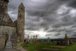Rock of Cashel 26 by sandpiper6