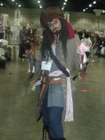 Jack Sparrow AX 2011 by MidnightLiger0