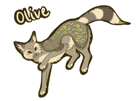 Olive Ref 1.0 by jay-fruit