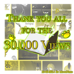 Thanks for the 30K pageviews! by MotoNeko