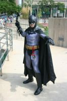 Batman at Otakon by Jasong72483