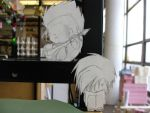 Cut Out Chibi:Demyx and Zexion by fortheloveof