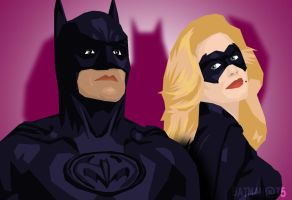 Batman@75: Batman And Robin by DoctorRy