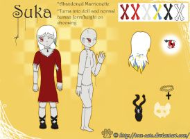 Suka Reference by TOM-CATS