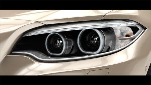 BMW 2 series F22 2014 by Trisquote