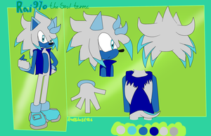 PC: Raigyo the Soul tenrec Reference by RedBlastie
