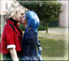 Cou and Ren Cosplay by Sbabby